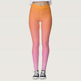 Vibrant and striking design leggings
