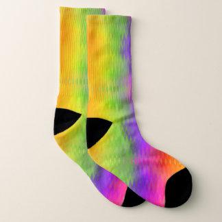 Vibrant Aurora Socks 1