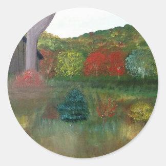 Vibrant Autumn Stickers