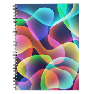 Vibrant Collection Notebooks