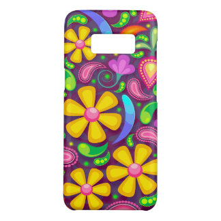 Vibrant Floral Print Case-Mate Samsung Galaxy S8 Case