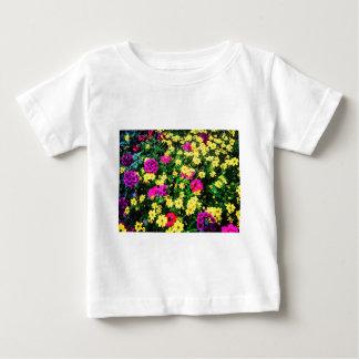 Vibrant Flower Bed Infant T-Shirt