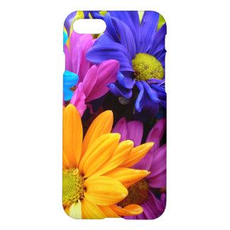 Vibrant Gerbera Daisy Bouquet Cute Pretty Floral iPhone 8/7 Case