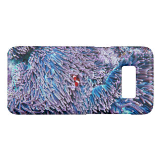 Vibrant Glowing Tropical Sea Coral Case-Mate Samsung Galaxy S8 Case