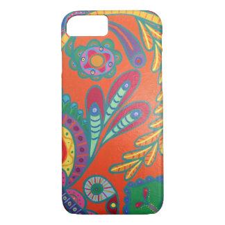 Vibrant Heart phone case
