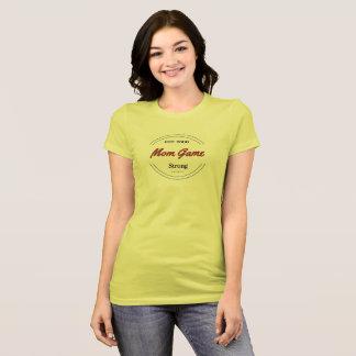 Vibrant Mum Game Strong T-Shirt