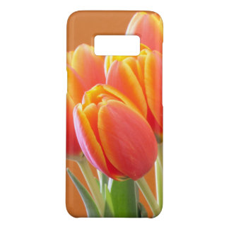Vibrant Orange Tulip Photograph Case-Mate Samsung Galaxy S8 Case