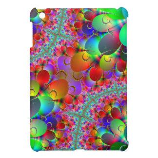 Vibrant Peacocks Tails iPad Mini Covers