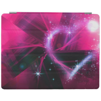 VIBRANT PINK HEART IPAD CASE iPad COVER