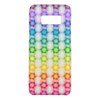 Vibrant Polygon Pattern Case-Mate Samsung Galaxy S8 Case