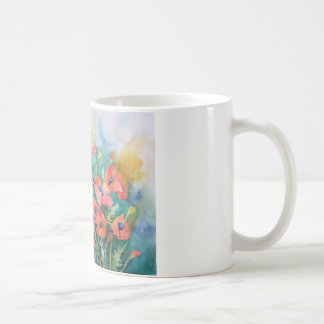 Vibrant Poppies Coffee Mug