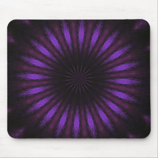Vibrant Purple Mouse Mat