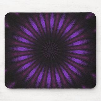 Vibrant Purple Mouse Mat