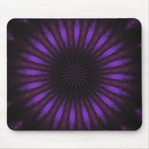 Vibrant Purple Mousepad