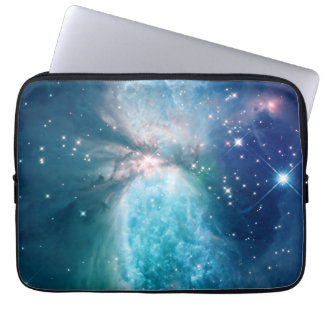 Vibrant Snow Queen Laptop Sleeve
