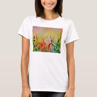 Vibrant Splash T Shirt