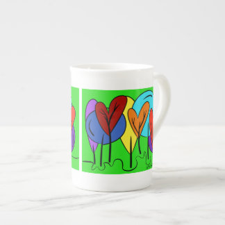 Vibrant Trees Cup - Fill your Cup