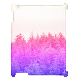 Vibrant Trees ipad Case