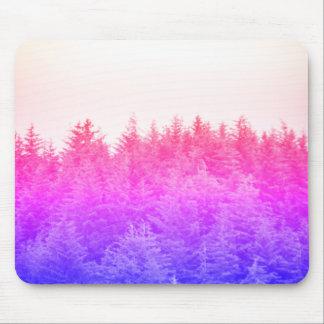 Vibrant Trees Mousepad