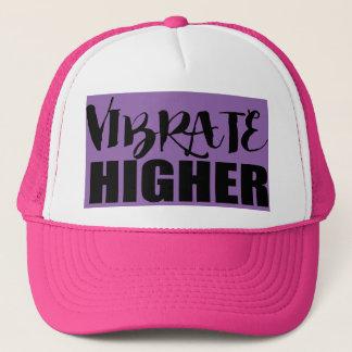 Vibrate Higher Trucker Hat
