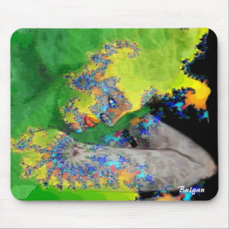 VIBRATIONS OF MATTER MOUSE PAD