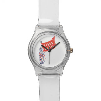 Vibrosonic Clown Watch