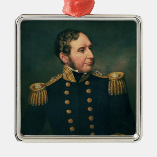 Vice Admiral Robert Fitzroy Christmas Tree Ornament