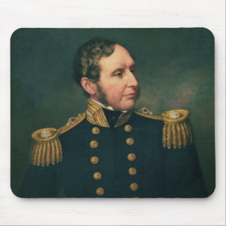 Vice Admiral Robert Fitzroy Mouse Pad