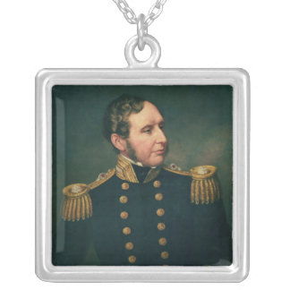 Vice Admiral Robert Fitzroy Custom Necklace