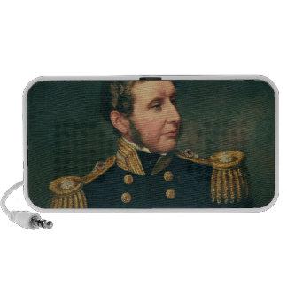 Vice Admiral Robert Fitzroy Mini Speakers