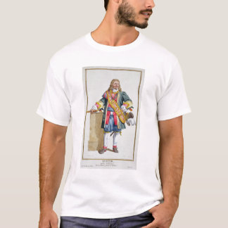 Vice Admiral Ruyter (1607-76) from 'Receuil des Es T-Shirt