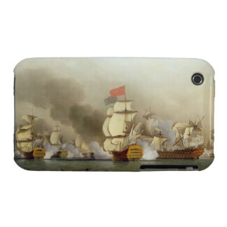Vice Admiral Sir George Anson's (1697-1762) Victor iPhone 3 Case-Mate Case