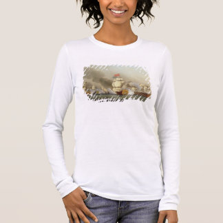 Vice Admiral Sir George Anson's (1697-1762) Victor Long Sleeve T-Shirt