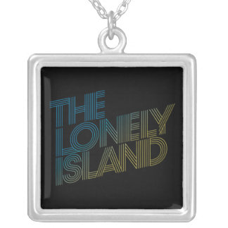 Vice Beach Silver Plated Necklace