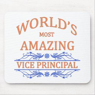 Vice Principal Mousepads
