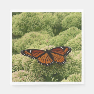 Viceroy Butterfly Beautiful Nature Photography Paper Serviettes