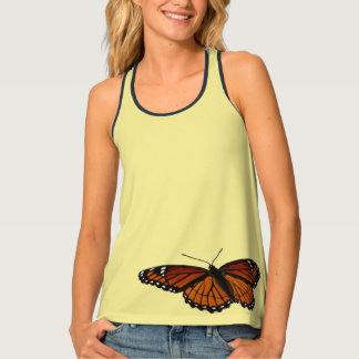 Viceroy Butterfly Beautiful Nature Photography Tank Top