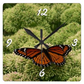 Viceroy Butterfly Clocks