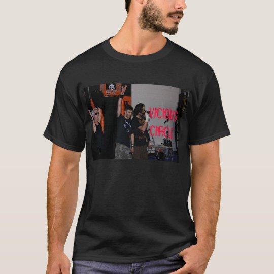 Vicious Circle v2, VICIOUS CIRCLE T-Shirt