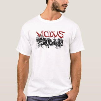 Vicious Vegan T-Shirt