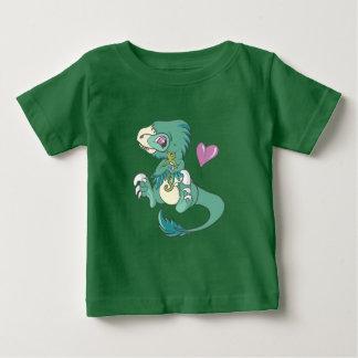Vicious Velociraptor! Baby T-Shirt