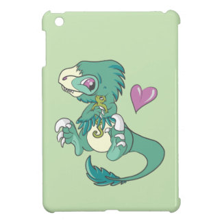 Vicious Velociraptor! iPad Mini Cover