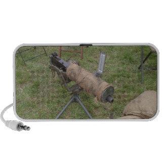 Vickers Gun iPhone Speakers
