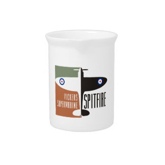vickers supermarine spitfire pitcher