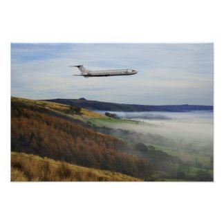 Vickers VC10 Photo Print