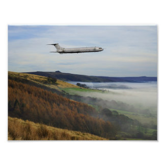 Vickers VC10 Photographic Print