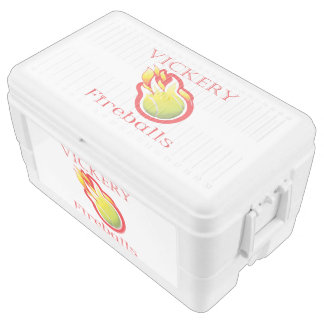 Vickery Fireballs Chest Cooler