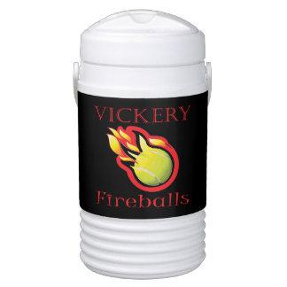 vickery fireballs drinks cooler