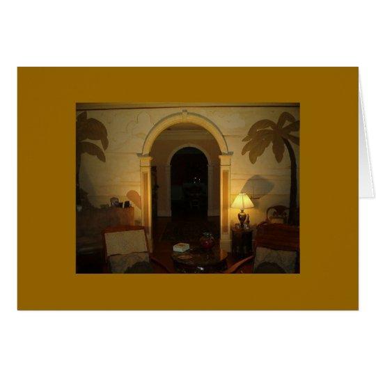 Vicki's Living room, 2 Card