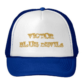 Victor-Blue-Devils, VICTOR BLUE DEVILS Cap